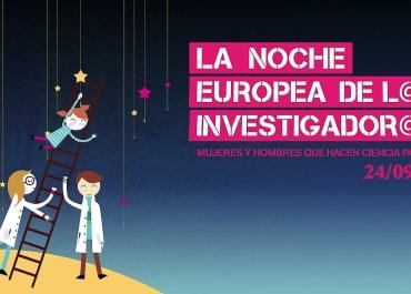 Se presenta el proyecto PainReApp en la 10ª Noche Europea de los Investigadores